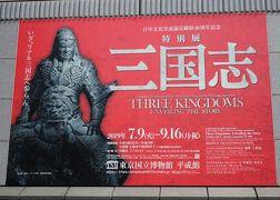 2019.8 特別展「三国志」【1】漢王朝の光と影