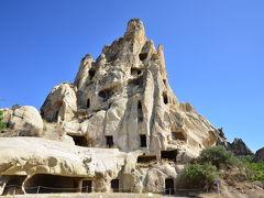 トルコ旅行 第3日目、いざカッパドキアの洞窟へ