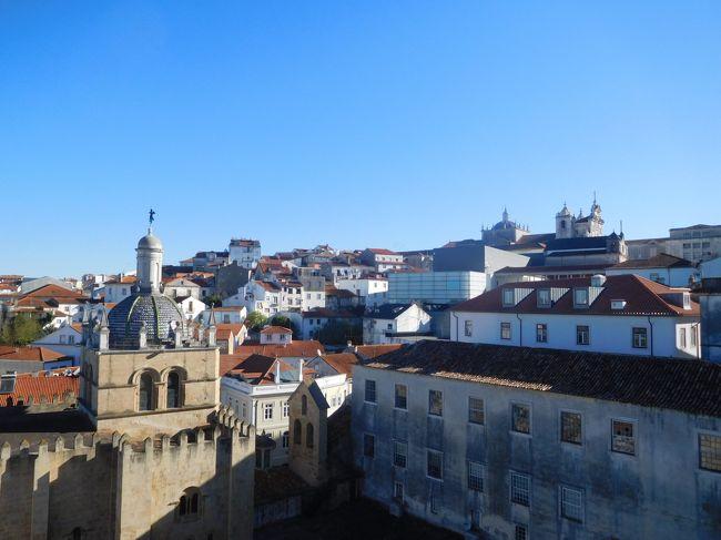 ポルトガル・スペイン2019春旅行記 【11】コインブラ1