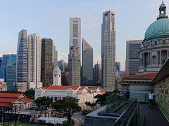 バリ島 と シンガポール GWを利用したアラ還暦の2人旅(シンガポール編)