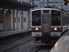 2019年8月群馬鉄道旅行6(両毛線)