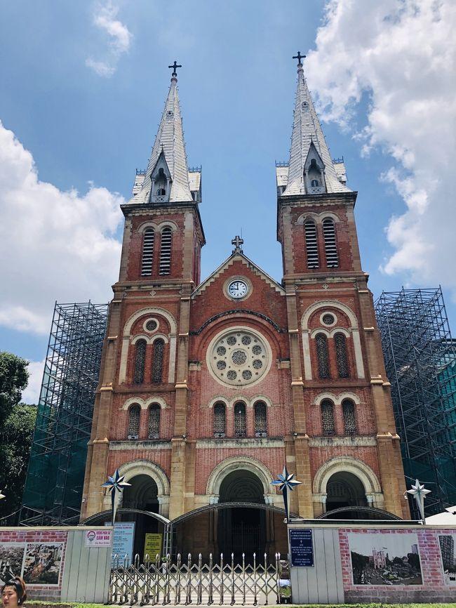 ホーチミンですることもないので、ただ昼間は大聖堂と郵便局に行き、買い物したりコーヒー飲んだら、夜はブイビエンあたりで料理と酒を楽しむ。