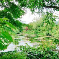 高知県北川村モネの庭、室戸ウトコオーベルジュ、徳島、淡路島まで。① 2019 05