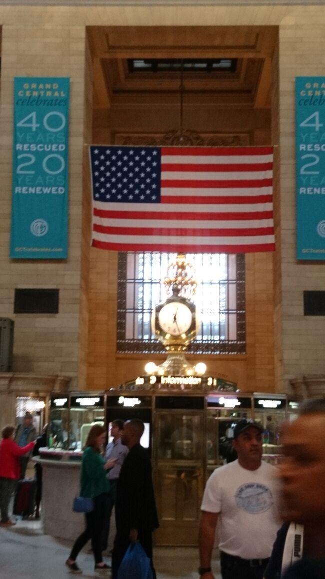 3泊5日<br />自由の女神<br />地下鉄<br />国連開催中<br />グランドハイアット<br />ブルックリン<br />ブリッジ<br /><br />まあまあ弾丸です(    ᷇࿀ ᷆ ს )