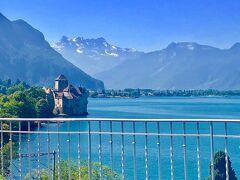 スイス、モントレー もう一つの名所 シオン城 フランスへと移動