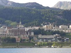 決定版!スイス8日間(2)ピッツベルニナ観光とサンモリッツ散策