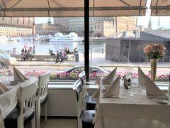 JAL特典でストックホルムマラソン&魅惑の初ロシア(9)夕食は優雅にグランドホテルで伝統のスモーガスボード!