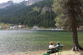 ドロミーティ、そしてチロルへ 3日目#2(ミズリーナ湖~コルティナ・ダンペッツォ#3)