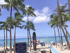 2019Hawaii③ ハワイのお友達とAlaMoanaで集合😊