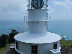 室戸岬灯台へ