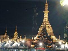 ミャンマー女一人旅その1