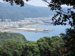 四国霊場・高知篇(7)金剛頂寺からの眺め。