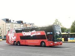 北欧一人旅☆Onniバスに乗ってヘルシンキからトゥルクへ!