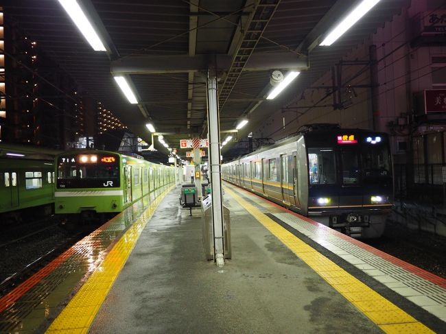 日曜日に18切符で静岡の方にでも出かけよう~と思っていたら、急遽関西へ用事で行くことになりました。ついでなので、全線開通してからまだ乗車していなかった、おおさか東線の新線部分への初乗車を果たしてくることに。あくまで用事のついでで乗車した頃には日も暮れていたのですが、主に自分の記録用としてまとめておきます。<br /><br />2019/09/22投稿