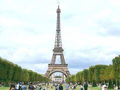 欧州3ヶ国(フランス・イギリス・ベルギー)周遊 家族旅行 2019.8 【フランス編】
