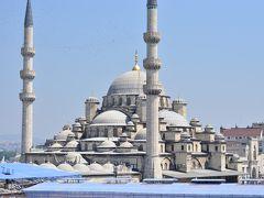 トルコ旅行 5日目その②、ブルーモスクにサバサンド