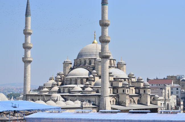 2018/9/5(水)<br />一番楽しみにしていたイスタンブール観光の第1日目、トルコ旅行の第5日目その②<br /><br />・ブルーモスク<br />・グランバザール<br />・ヌルオスマニエモスク<br />・ガラタ塔<br />を観光して、夕食は軽くサバサンド。<br />そしてハマム初体験!<br />