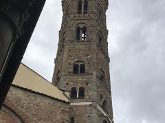 結婚44周年2人旅・旅も終盤ローマへ向かう前に再びフィレンツェに立ち寄り・月曜日のみオープンの教会へ