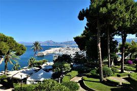 魅惑のシチリア×プーリア♪ Vol.272 ☆パレルモ:宮殿ホテル タワースイートルームまったりと過ごす♪
