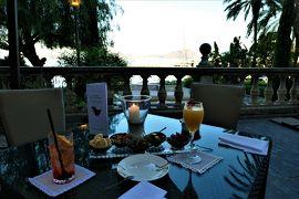 魅惑のシチリア×プーリア♪ Vol.273 ☆パレルモ:宮殿ホテル 優雅なアペリティーヴォタイム♪