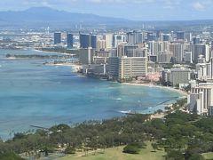 孫と夏のキャンプがハワイ旅行になっちゃた。