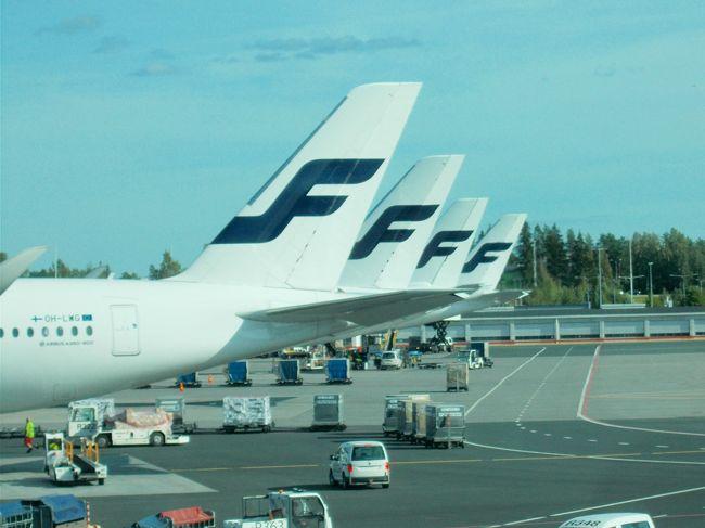 7歳と2歳の子連れフィンランド旅行 1日目 幼児と飛行機移動編
