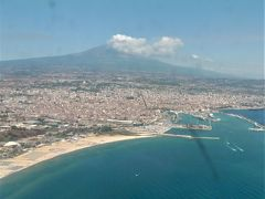 第10日目(8月15日)カターニア観光(市場巡り)、帰国へ
