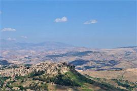 魅惑のシチリア×プーリア♪ Vol.281 ☆エンナ:ロンバルディア城 ピサーナ塔からカラシベッタ♪