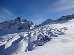 思い存分絶景を満喫しつつ、スキーが楽しめます