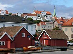 ノルウェー kragero街あるき