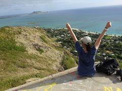 2019 夏 登って!登って!潜って!登って!登る!完全体育会系のハワイ 2