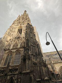 ⑥2019夏旅はじめてのプラハ、ウィーン、チェスキークルムロフ個人手配旅。