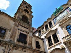 魅惑のシチリア×プーリア♪ Vol.287 ☆カルタジローネ:大階段上の教会へ♪