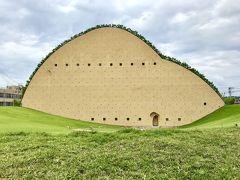 思い立って陶器の旅へ。多治見モザイクタイルミュージアム。
