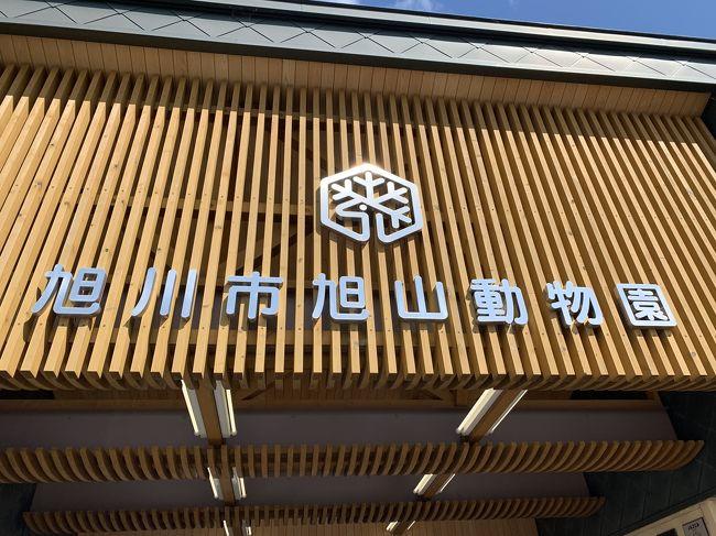 2019☆3兄妹と行く!初めての北海道②旭山動物園