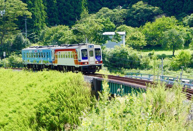 2019年夏の岩手旅3泊4日 2日目 三陸鉄道リアス線(宮古ー釜石)の旅