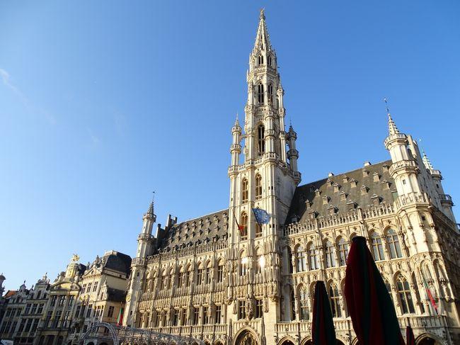 10日間でベルギー、ドイツ、ポーランド、フランスを回りました!<br />ベルギーは、1日だけでしたが満喫できました♪<br /><br />駆け足の旅行記ですが、ご覧いただけると幸いです(^^)