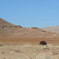 南部アフリカ旅行1 -ナミブ砂漠入り口の村、セスリエムへ-