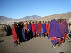 動物を見にルワンダ・タンザニア5 -マサイ族の村~アルーシャへ-