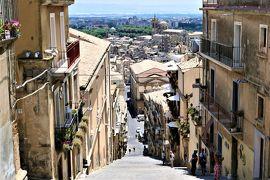 魅惑のシチリア×プーリア♪ Vol.289 ☆カルタジローネ:大階段からパノラマ♪