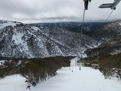 海外スキー 暑い夏はオーストラリア・ホッサムでぼっち納涼!!