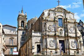 魅惑のシチリア×プーリア♪ Vol.295 ☆カルタジローネ:壮麗なるバロック教会と可愛い半円形広場♪