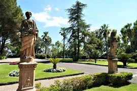 魅惑のシチリア×プーリア♪ Vol.296 ☆カルタジローネ:緑濃い美しい庭園♪
