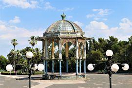 魅惑のシチリア×プーリア♪ Vol.297 ☆カルタジローネ:美しい庭園 可愛い東屋や陶器像♪