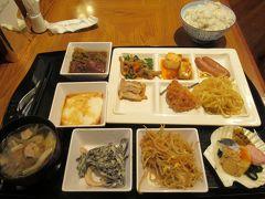 真夏の東北三県巡り(24)ホテルJALシティ青森のレストラン「ラ・セーラ」で朝食ブッフェ