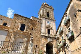 魅惑のシチリア×プーリア♪ Vol.301 ☆カルタジローネ:バロックの美しい教会とカンパニーレ♪