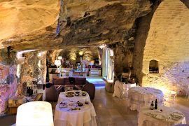 魅惑のシチリア×プーリア♪ Vol.307 ☆ラグーザ:洞窟スイートルームの朝食はリストランテ♪