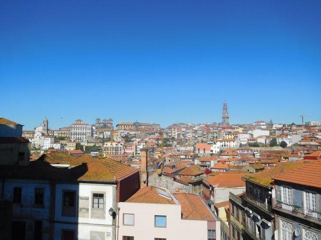 ポルトガル・スペイン2019春旅行記 【14】ポルト1