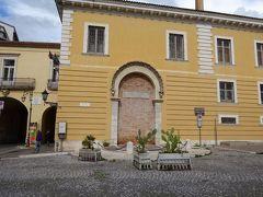 フェデリーコ2世紀行-8 フォッジア・宮殿残影