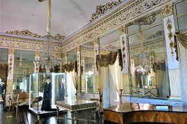 魅惑のシチリア×プーリア♪ Vol.315 ☆ドンナフガータ城:優雅な宮殿生活 豪華な鏡の間♪